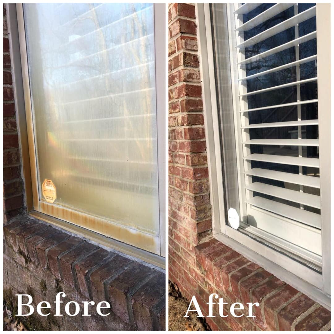 window cleaning Orion Township MI